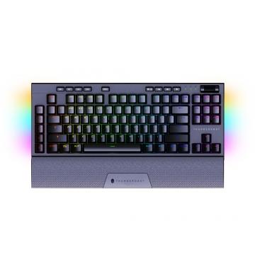 雷神KL30无线RGB机械键盘-红轴