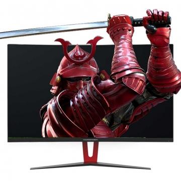 雷神黑武士电竞显示器27英寸