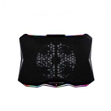 雷神游戲本F30幻彩版風洞散熱器電腦支架