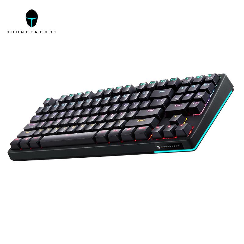 雷神烛龙无线机械键盘KL3089 C 单光版