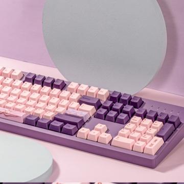 【618大促】雷神联名 九尾狐KC5104山海经国风机械键盘-茶轴
